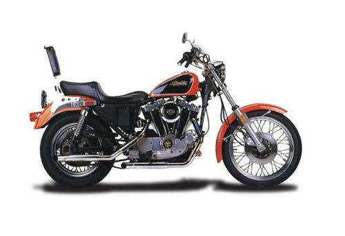 Pay for Harley Davidson Sportster models service manual repair 1979-1985 XLCH XLH XLS