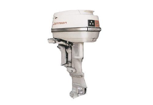 Johnson evinrude outboard motor service manual repair 50hp for Johnson outboard motor maintenance