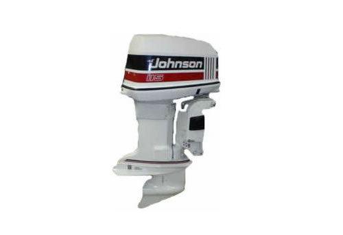 Johnson Evinrude Outboard Motor Service Manual Repair 60hp