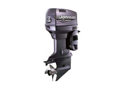 Johnson evinrude outboard motor service manual repair 65hp for Johnson outboard motor maintenance