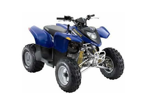 Polaris Phoenix 200    Sawtooth 200 Service Manual Repair 2006