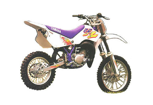Yamaha Yz Service Manual