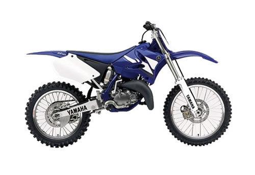 yamaha yz125 service manual repair 2003 yz 125 download manuals rh tradebit com 2003 Yamaha TTR 125 2003 Yamaha TTR 125