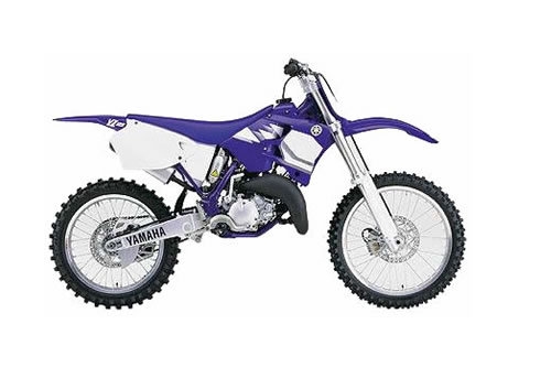 Yamaha YZ Owners Manuals