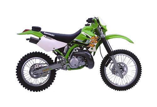 Pay for Kawasaki KDX200 / KDX220 service manual repair 1995-2006 KDX 200 KDX 220
