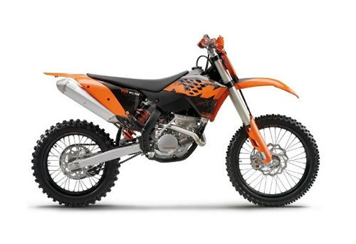 Pay for KTM 250F service manual repair 2005-2010 EXC SX SXS XC XCF