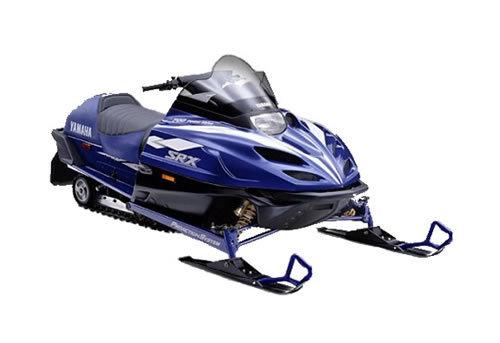 Yamaha srx600 srx700 snowmobile service manual repair for Yamaha snow mobiles