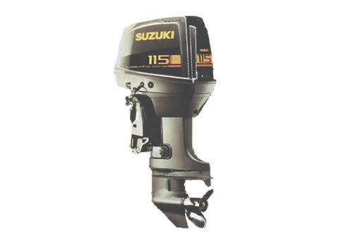Suzuki Outboard Motor 2hp To 225hp Service Manual Repair 1988