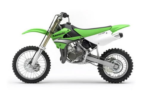 Kawasaki Kx85 Kx100 Service Manual Repair 2001 2011 Kx border=