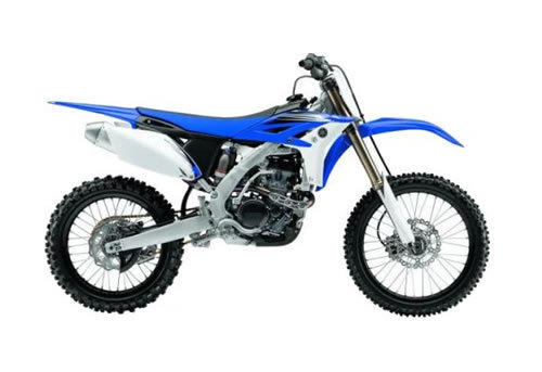 Yamaha yz250f service manual repair 2012 yz 250f yzf250 for Yamaha rx v1600 manual