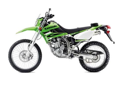 Klx250 motorcycle repair manuals & literature | ebay.