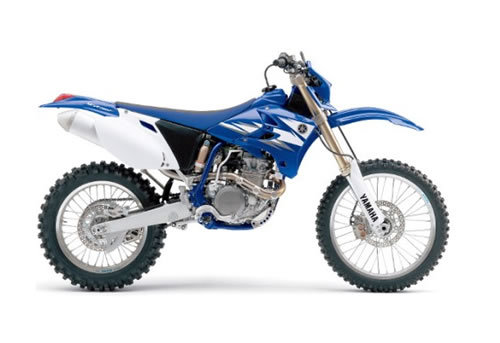 Yamaha WR Owners Manuals