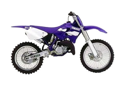 yamaha yz125 service manual repair 1999 yz 125 download. Black Bedroom Furniture Sets. Home Design Ideas