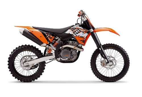 Pay for KTM 450 / 505 SX-F XC-F service manual repair 2008