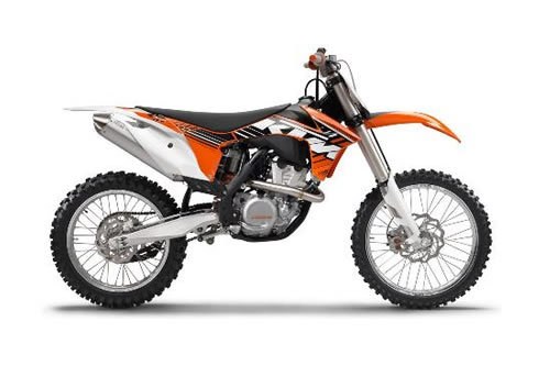 Pay for KTM 350 SX-F XC-F service manual repair 2012 SXF XCF