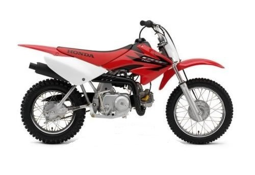 Pay for CRF70F service manual repair 2004-2012 CRF70