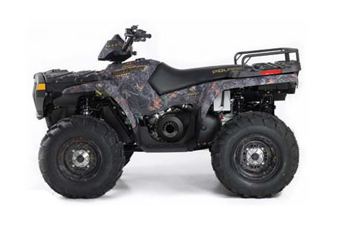 polaris sportsman 400    450    500 service manual repair