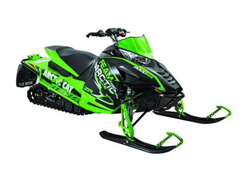 Arctic Cat Zr    Xf    M    Pantera Snowmobile Service Manual