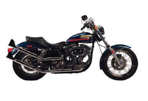 Harley Davidson Shovelhead models service manual repair 1966-1984