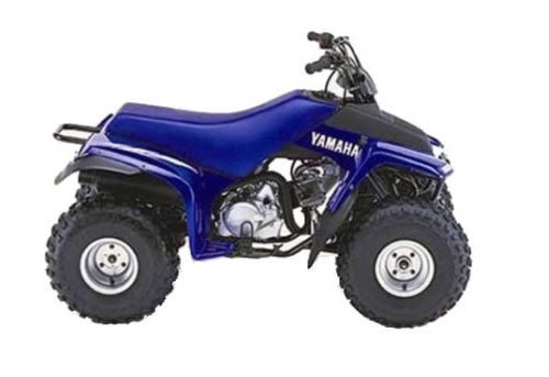 yamaha badger 80 service manual repair 1992-2001 yfm80 ... 2002 yamaha zuma wiring diagram