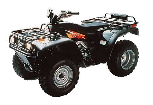 Arctic Cat Atv 454    500 Service Manual Repair 1998