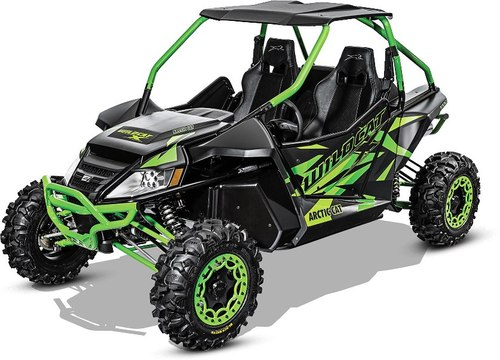 Arctic Cat Wildcat X    4x Service Manual Repair 2016 Wild