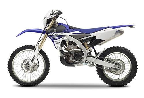 Wr Yamaha Maintenance