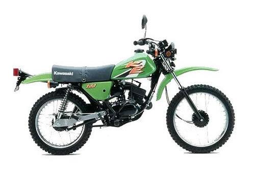 kawasaki ke100 service manual repair 1979 2001 ke 100 download ma rh tradebit com 2001 Kawasaki KX 100 1999 Kawasaki KE100
