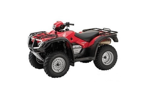 Honda Foreman 500 service manual repair 2005-2011 TRX500