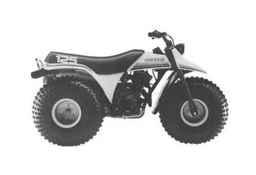 1986 suzuki lt125 parts
