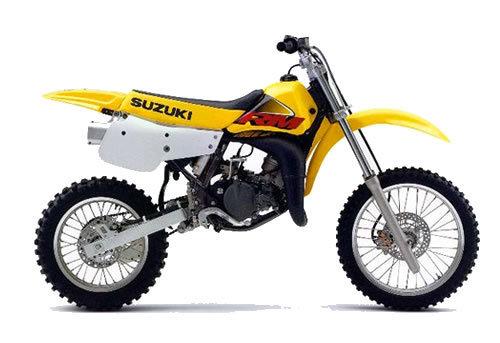 Pay for Suzuki RM80 service manual repair 2000 RM 80
