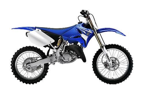 2008 Yamaha Yz250 Owners Manual