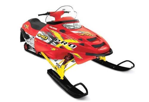 Pay for Polaris Pro X snowmobile service manual repair 2003 440 600 700 800