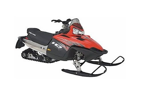 polaris 2 stroke 2007 snowmobile service manual