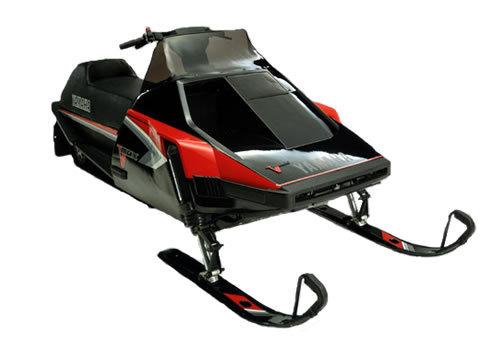 Yamaha Vmax Snowmobile