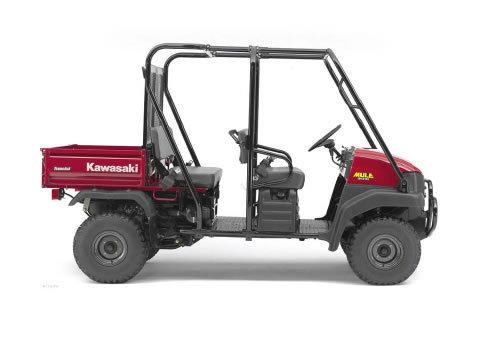 Pay for Kawasaki Mule 3010 Trans service manual repair 2005 KAF620 UTV