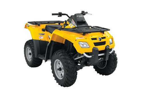 Pay for Can-Am Outlander / Renegade service manual repair 2008-2009
