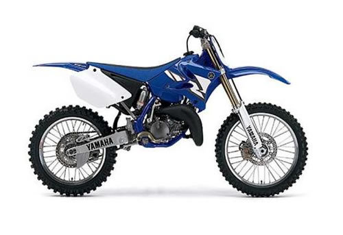 Pay for Yamaha YZ125 service manual repair 2004 YZ 125