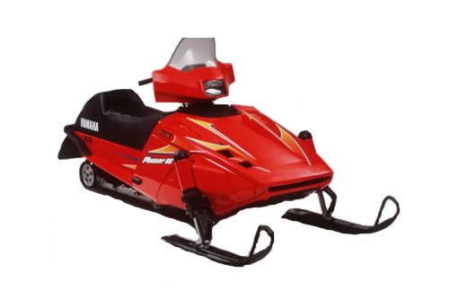 Pay for Yamaha Phazer / Phazer II snowmobile service manual repair 1990-1998 PZ480