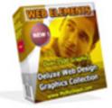 Thumbnail WEB ELEMENTS Web Design Graphics Collection