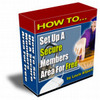 Thumbnail Run & Manage Your Own Membership Site Professionally