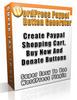 Thumbnail Worpress PayPal Button Generator