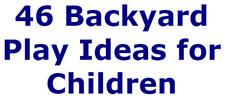 Thumbnail 46 Backyard Play Ideas for Children