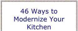 Thumbnail 46 Ways to Modernize Your Kitchen
