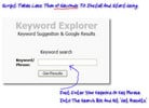 Thumbnail Keyword Explorer  - Instant Keyword Research Tool