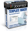 Thumbnail Joomla Template Maker Software, Video Guide & Reports, with MRR