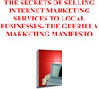 Thumbnail Selling Internet Marketing Services To Local Businesses