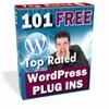 Thumbnail 101 FREE Top Rated Wordpress Plugins - MRR Version Plus Bonus Guides