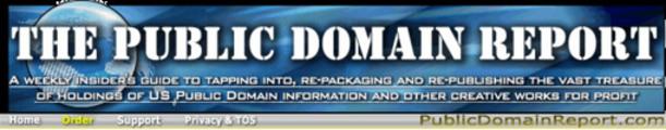 Thumbnail The Public Domain Report