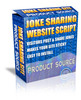 Thumbnail Joke Sharing Site Script